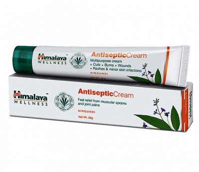 АНТИСЕПТИК КРЕМ (Antiseptic Cream) Himalaya, 20 г