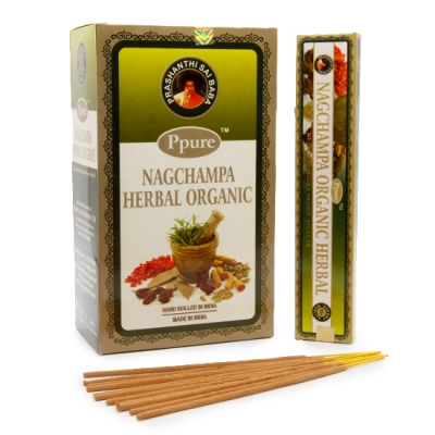 БЛАГОВОНИЯ Herbal Organic PPR0003 (NS Herbal Organic) PPURE, 15г